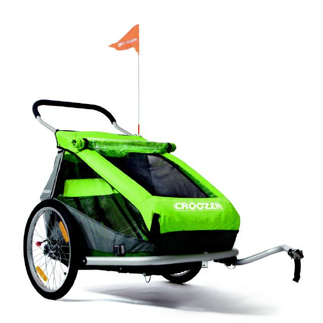 Croozer Kid for 2 Click and Crooz - 2016